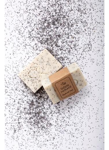 Bade Natural Ökaliptus Yağı & Haşhaş İçerikli Doğal Peeling Sabunu 100 g  Renksiz